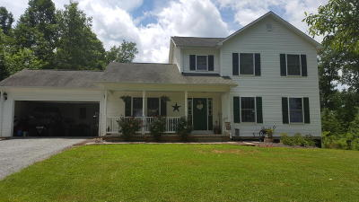 Franklin County Single Family Home For Sale: 2565 Brooks Mill Rd