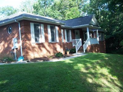 Single Family Home For Sale: 184 Ridge Trl