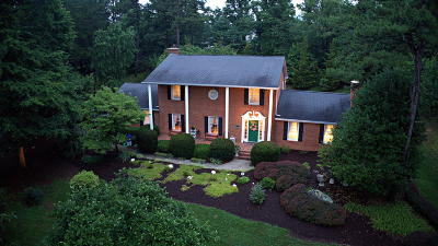 Botetourt County Single Family Home For Sale: 323 Stonebridge Dr