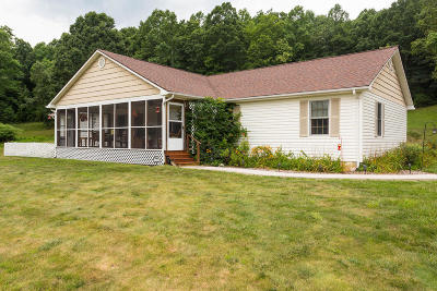 Roanoke County Single Family Home For Sale: 6315 Newport Rd