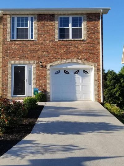 Roanoke County Attached For Sale: 861 Walhalla Ct