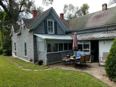 Roanoke County Single Family Home For Sale: 117 Highland Rd