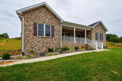 Botetourt County Single Family Home For Sale: 86 Ridgley Ln