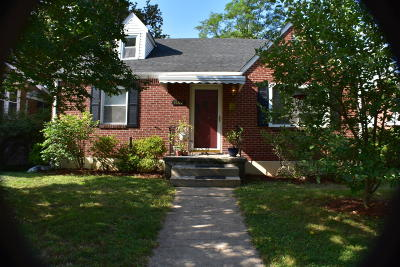 Roanoke Single Family Home For Sale: 1102 Hamilton Ave SW