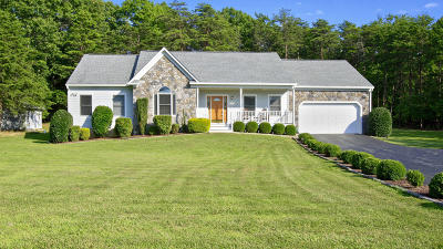 Bedford County Single Family Home For Sale: 1610 Trading Post Rd