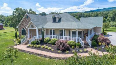 Single Family Home For Sale: 1900 Sawmill Branch Rd