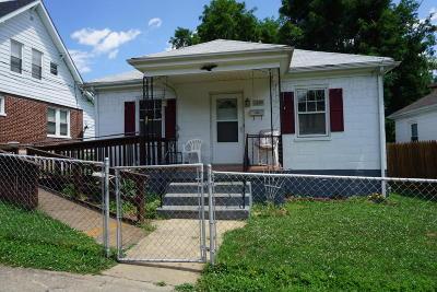 Roanoke Single Family Home For Sale: 1220 Buena Vista Blvd SE