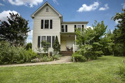 Single Family Home For Sale: 3800 Keagy Rd