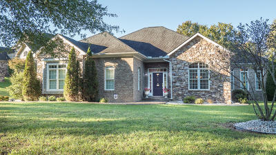 Roanoke Single Family Home For Sale: 46 Stonegate Dr