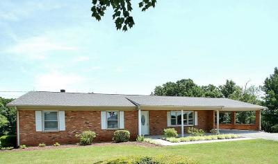Franklin County Single Family Home For Sale: 3577 Burnt Chimney Rd