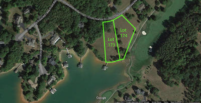 Franklin County Residential Lots & Land For Sale: Cross Harbour Dr