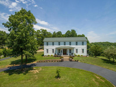 Bedford County Single Family Home For Sale: 5704 Altice Rd