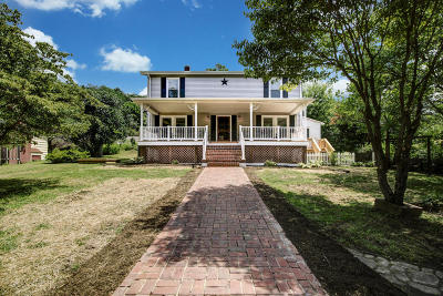 Franklin County Single Family Home For Sale: 160 Easy St