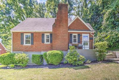 Single Family Home For Sale: 1440 Main St SW