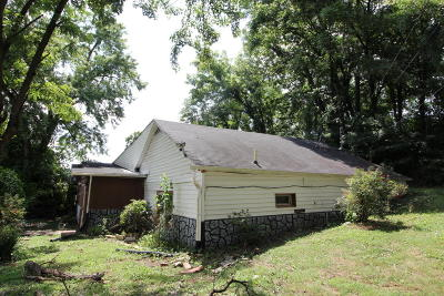 Roanoke County Single Family Home For Sale: 411 Braddock Rd
