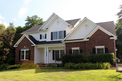 Single Family Home For Sale: 739 Brunswick Forge Rd