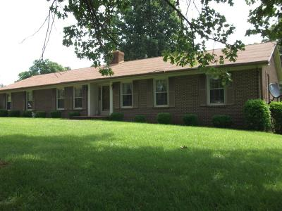 Franklin County Single Family Home For Sale: 1958 Truevine Rd