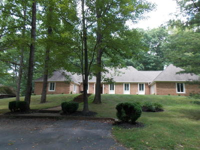 Roanoke Single Family Home For Sale: 2508 Loch Haven Dr