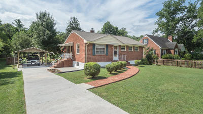Roanoke VA Single Family Home Closed: $147,950