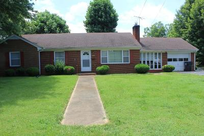 Bedford Single Family Home For Sale: 605 Blue Ridge Ave