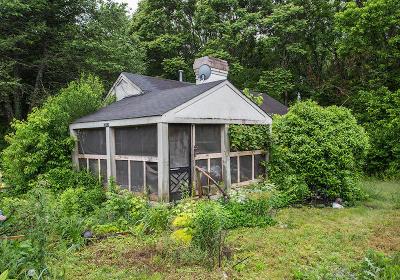 Single Family Home For Sale: 6843 Roanoke Rd