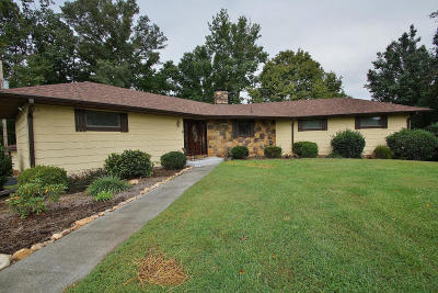 Franklin County Single Family Home For Sale: 206 Twin Chimneys Dr