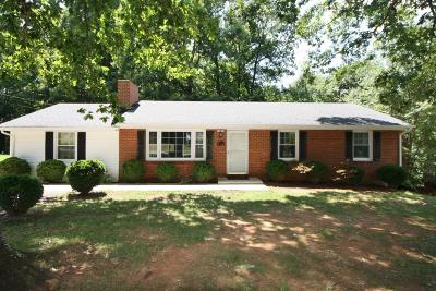 Bedford Single Family Home For Sale: 1123 Coolbrook Rd