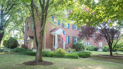 Roanoke VA Single Family Home Closed: $145,000