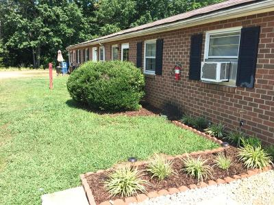 Pittsylvania County Multi Family Home For Sale: 1280 W Gretna Rd