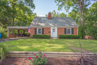 Single Family Home For Sale: 2943 Oak Crest Ave SW