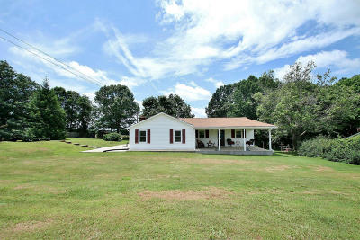 Pittsylvania County Single Family Home For Sale: 4969 Pittsville Rd