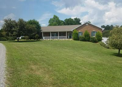 Botetourt County, Roanoke County Single Family Home For Sale: 1692 Trinity Rd