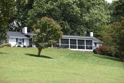 Roanoke County Single Family Home For Sale: 6663 Corntassel Ln