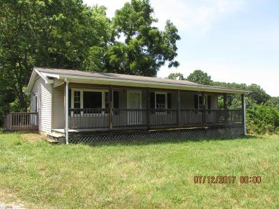 Botetourt County Single Family Home For Sale: 1789 Stoney Battery Rd