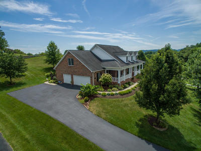 Botetourt County Single Family Home Sold: 350 Scarlet Dr
