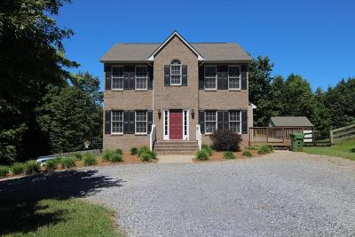 Bedford County Single Family Home For Sale: 5325 Horseshoe Bend Rd