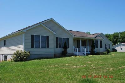 Bedford County Single Family Home For Sale: 1962 McDaniel Rd