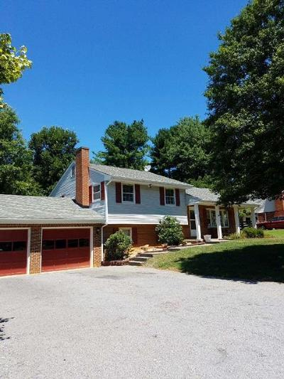 Roanoke County Single Family Home For Sale: 10 Chelsea Dr