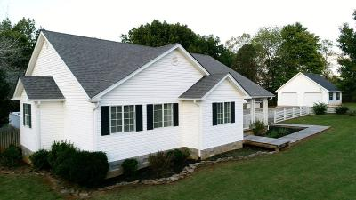 Goodview Single Family Home For Sale: 1650 Dickerson Rd