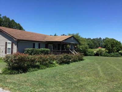 Franklin County Single Family Home For Sale: 1011 Lost Mountain Rd #& 1001