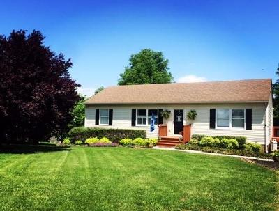 Bedford Single Family Home For Sale: 1225 Fairfield Rd