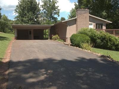 Goodview Single Family Home For Sale: 1294 Loggers Rd