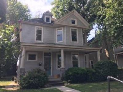 Single Family Home For Sale: 364 Albemarle Ave SW