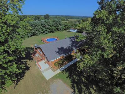 Boones Mill Single Family Home For Sale: 3698 Alean Rd