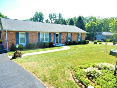 Roanoke Single Family Home For Sale: 3005 Purple Finch Rd