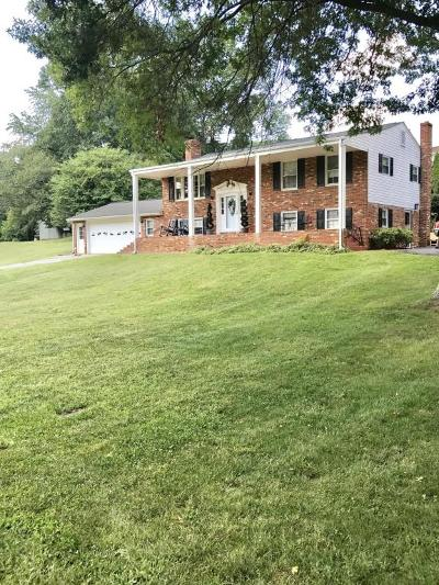 Botetourt County Single Family Home For Sale: 89 White Oak Dr