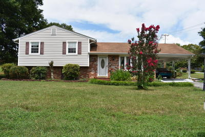 Roanoke County Single Family Home For Sale: 5303 Lakeland Dr