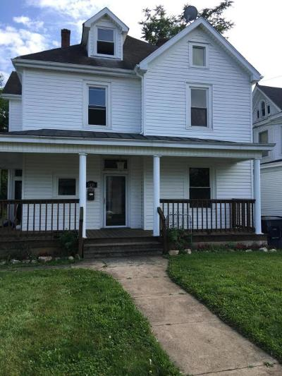 Single Family Home For Sale: 1410 Chapman Ave SW