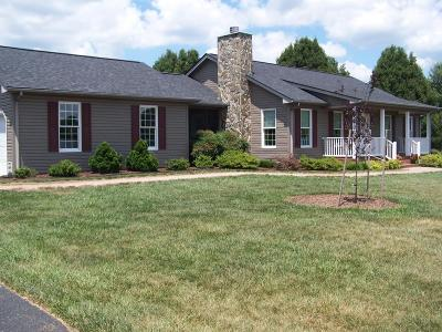 Botetourt County Single Family Home For Sale: 18 Summit Ct
