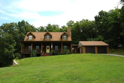 Single Family Home For Sale: 615 Muse Rd